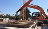 日立Zaxis350LC挖掘机