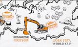凯斯工程机械俯仰之间,改变着世界