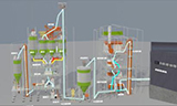 中联重科m-tec机制砂、干混砂浆生产线客户案例