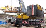 利勃海尔LTM 1500-8.1全地面起重机吊装车辆