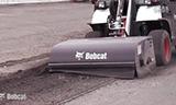 山猫公路应用:封闭式清扫器