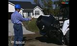 山猫公路应用:混凝土搅拌器