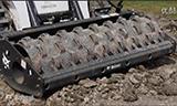 山猫公路应用:震动轧路滚-羊角式