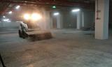 山猫建筑应用:封闭式清扫器