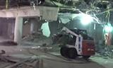 山猫建筑应用:拆卸天花板