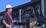 利勃海尔LB 28 旋挖钻机视频