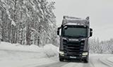 挪威试驾新型斯堪尼亚S 730卡车