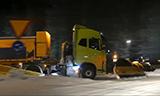 沃尔沃FH卡车道路除雪