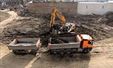 利勃海尔934挖掘机与沃尔沃EC290挖掘机