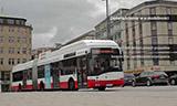 索拉瑞斯Urbino纯电动巴士