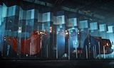 揭秘:山特维克铲运机穿越玻璃迷宫背后的秘密