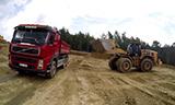 卡特彼勒 972M装载机装车