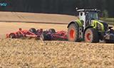 超大型的农业机械设备, 自动化设备就是强, 不服不行啊!