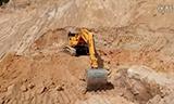 小松 PC490LC-11挖掘机在采石场