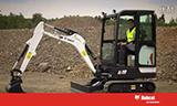 山猫 E19 紧凑型挖掘机