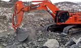 斗山DX700 LCA 覆带挖掘机