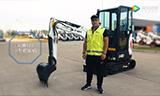 【新机会】卓越超乎你想象 山猫E20小型挖掘机