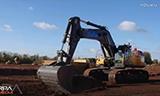 沃尔沃EC750E挖掘机