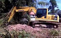 小松PC 160-8挖掘机