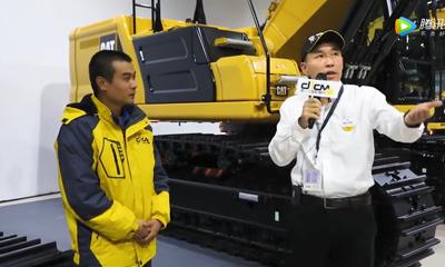 CAT卡特专家深度解析新一代336大型液压挖掘机