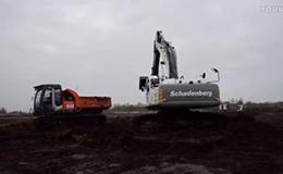 杰西博 JS 300LC 挖掘机