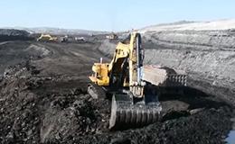 卡特彼勒385 BLME 挖掘机装载卡车