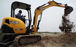 杰西博30Plus挖掘机