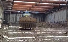 利勃海尔634装载机视频