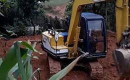 神钢sk60小挖掘机