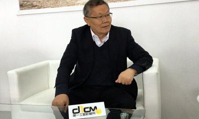第一工程机械网专访山河智能董事长何清华