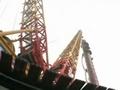徐工2000吨履带起重机吊装作业(视频)