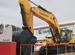 柳工全新最大吨位挖掘机970E重磅亮相北京展