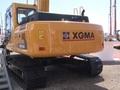 廈工XG822LNG挖掘機視頻