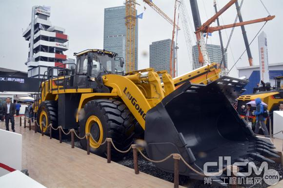 柳工CLG8128H轮式装载机