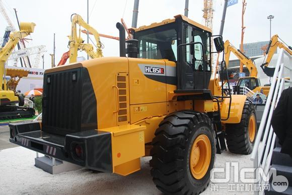 现代HL851K轮式装载