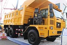 国机重工GKM76G非公路自卸车