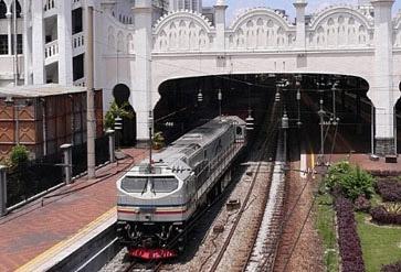 中国财团有望获得马来西亚138亿元铁路项目