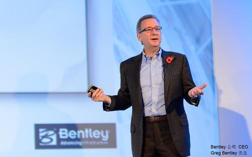 Bentley公司首席执行官 Greg Bentley先生