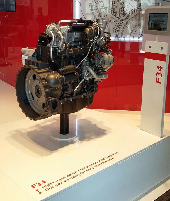 F34发动机