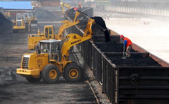 发改委:煤炭产量明显下降 用电形势有所好转
