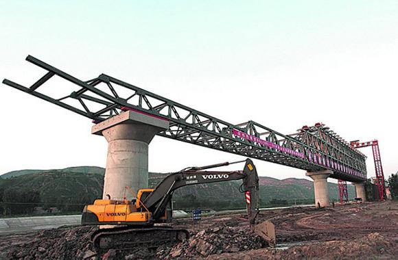2016下半年铁路基建将投资3454亿元
