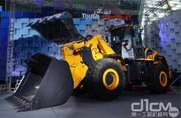 柳工发布VL70A垂直举升装载机
