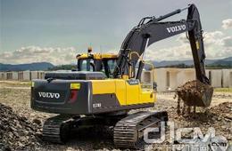 沃尔沃新款挖掘机
