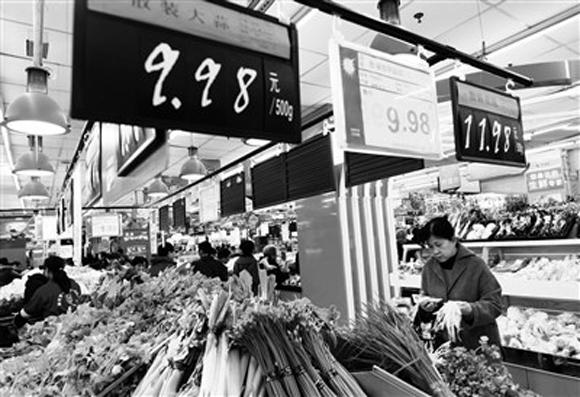 专家称,2017年社会总供给大于总需求的状况没有改变,物价缺乏大幅上涨的基础。新华社图