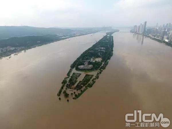 湖南出现大范围严重暴雨洪涝灾情
