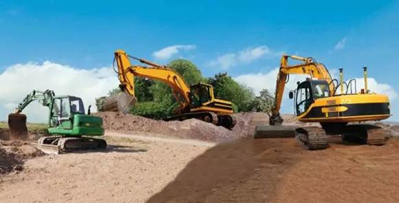"""""""挖掘机指数""""显示中国经济向好"""