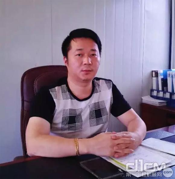 中联4.0泵车客户采访