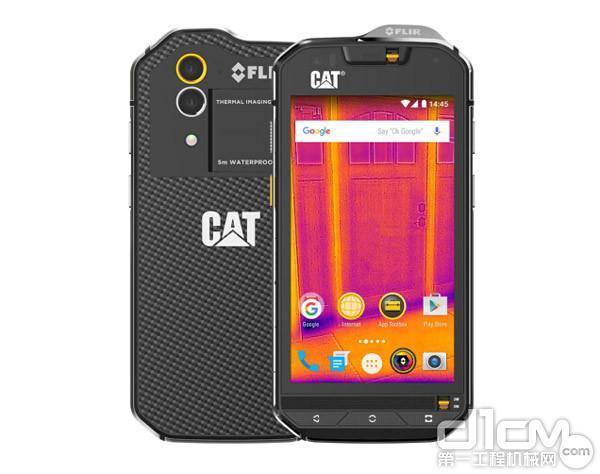 軍工三防+熱成像 Cat S60手機會給專業用戶帶來什么體驗?