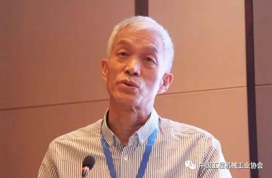 中国365bet体育工业协会会长祁俊发表演讲