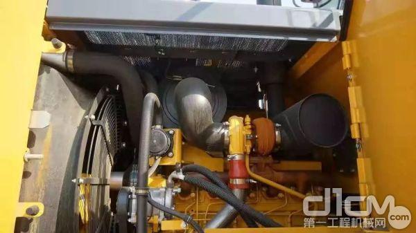 约翰迪尔PowerTech™发动机,额定功率160kW